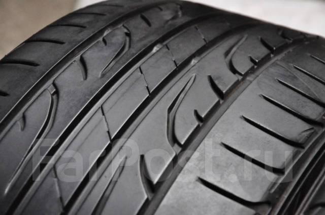 Dunlop SP Sport LM704. Летние, 2011 год, износ: 20%, 2 шт