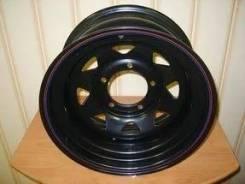 Steel Wheels. 7.0x16, 5x139.70, ET-20, ЦО 110,1мм.