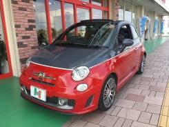 Fiat 500. автомат, передний, 1.4, бензин, 25 000 тыс. км, б/п. Под заказ