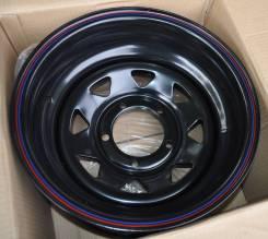 Steel Wheels. 8.0x15, 5x139.70, ET-25, ЦО 110,1мм.