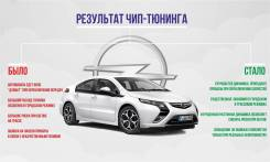 Чип тюнинг Opel (отк. ЕГР, сажевого фильтра, кислородного д-ка)