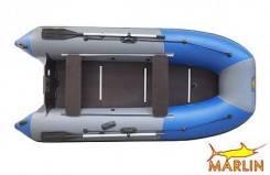 Marlin. длина 3,30м., двигатель подвесной, 15,00л.с.