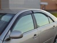 Ветровик на дверь. Toyota Camry, ACV51, ASV50, ASV51, AVV50, GSV50 Двигатели: 1AZFE, 2ARFE, 2ARFXE, 2GRFE, 6ARFSE