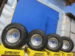 Centerline Wheels. 8.5x15, 6x139.70, ET-35, ЦО 108,0мм.