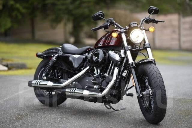 Harley-Davidson Sportster Forty-Eight XL1200X. 1 200 куб. см., исправен, птс, без пробега. Под заказ