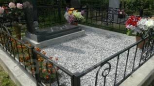 Уборка могил в москве