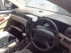 Панель приборов. Toyota Corolla