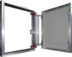 Люк-невидимка ревизионный под кафель ЕвроФормат-Р ЕТР (50см* 50см)