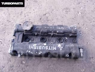 Крышка головки блока цилиндров. Mitsubishi GTO, Z15A, Z16A Двигатель 6G72