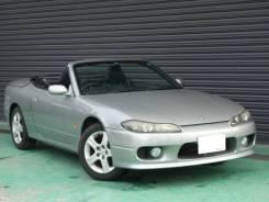 Nissan Silvia. автомат, задний, 2.0, бензин, 46 000 тыс. км, б/п, нет птс. Под заказ