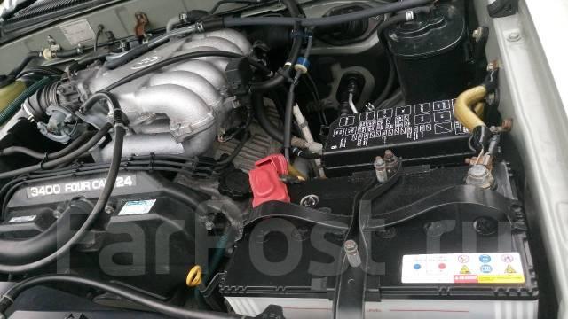Toyota Hilux Surf. автомат, 4wd, 3.4, бензин, 175 тыс. км