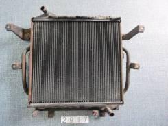 Радиатор охлаждения двигателя. Toyota Hiace, KZH106W Toyota Regius Ace, KZH106, KZH100, KZH120, KZH110, KZH132, KZH116, KZH138 Двигатель 1KZTE