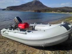 Jenhal Y-300. Год: 2013 год, длина 3,00м., двигатель подвесной, 5,00л.с., бензин