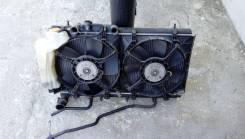 Радиатор охлаждения двигателя. Subaru Legacy Lancaster, BHE, BH9 Двигатель EZ30