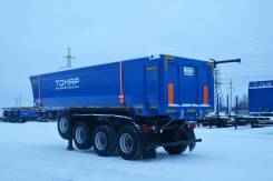 Тонар 9523. Полуприцеп самосвальный Тонар-9523 (29,4 куб. м), 29 100кг.