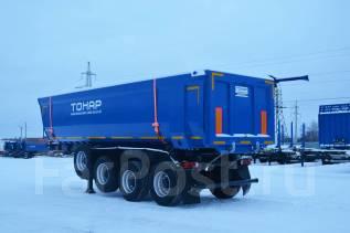 Тонар 9523. Полуприцеп самосвальный Тонар-9523 (29,4 куб. м), 29 100 кг.
