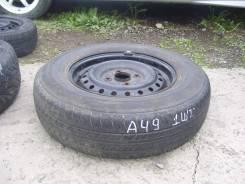 """Одна летняя шина 165/80 R-13. x13"""" 4x100.00 ЦО 53,0мм."""