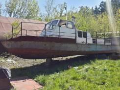 КС-100Д2. Год: 1988 год, длина 12,00м., двигатель стационарный, 170,00л.с., дизель
