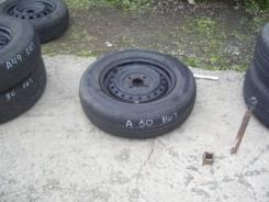 """Одна летняя шина 155/80 R-13. x13"""" 4x100.00 ЦО 53,0мм."""