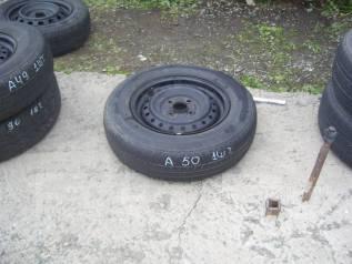 Одна летняя шина 155/80 R-13. x13 4x100.00 ЦО 53,0мм.