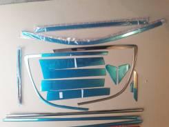 Накладка на стойку. Toyota RAV4 Toyota Vanguard, ACA38W Двигатель 2AZFE