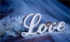 Свадебные буквы: Объемные буквы для праздников и фотосессий!
