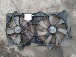 Диффузор. Toyota Camry, GSV40 Двигатель 2GRFE
