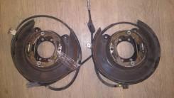 Механизм стояночного тормоза. Subaru Legacy, BL9, BH5, BPE, BHCB5AE, BEE, BPH, BE5, BE9, BLE, BH9, BL5, BP9, BHC, BP5, BHE Двигатели: EJ202, EJ254, EJ...