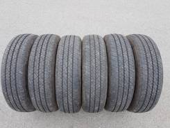 Bridgestone V-steel Rib 294. Летние, 2016 год, износ: 5%, 6 шт