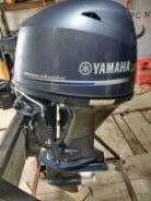 Yamaha. 60,00л.с., 4х тактный, бензин, нога L (508 мм), Год: 2013 год