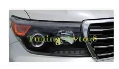 Фары передние тюнинг Toyota Land Cruiser J200 2008-