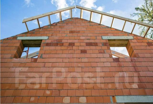 Строительство из Теплой Керамики (Большой Кирпич)