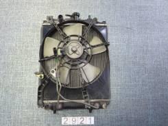 Радиатор охлаждения двигателя. Toyota Duet, M100A, M110A Двигатели: EJDE, EJVE