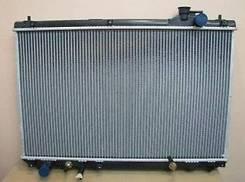 Радиатор охлаждения двигателя. Toyota Harrier, MCU10, MCU10W, MCU15, MCU15W Двигатель 1MZFE