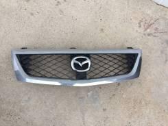 Решетка радиатора. Mazda Bongo Friendee, SGLR Двигатель WLT