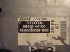 Блок управления двс. Toyota Caldina, ST191 Двигатель 3SFE