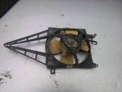 Вентилятор охлаждения радиатора. Opel Vectra