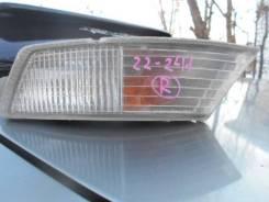Повторитель поворота в бампер. Toyota Mark II, GX90, JZX90, LX90, JZX91, JZX93, SX90 Двигатели: 2LTE, 2JZGE, 4SFE, 1JZGTE, 1JZGE, 1GFE