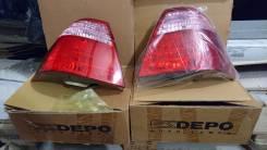 Стоп-сигнал. Toyota Corolla, CE120, NZE124, ZZE121, NZE120, ZZE122, NZE121, ZZE124 Toyota Corolla Fielder, NZE124, ZZE124, ZZE122, NZE120, NZE121 Двиг...
