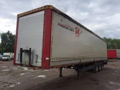 Manac-Auto. Манак 946832-8С06 шторно-бортовой полуприцеп 2012 года, 27 900 кг.