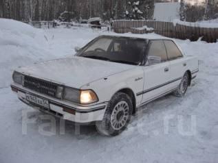 Toyota Crown. LS130, 2LT
