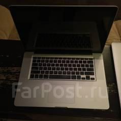 "Apple MacBook Pro 15 2011 Early. 15.4"", ОЗУ 4096 Мб, диск 500 Гб, WiFi, Bluetooth. Под заказ"