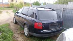 Крышка багажника. Audi A6, C5 Audi A6 Avant