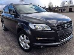 Audi Q7. 4 2 FSI BAR