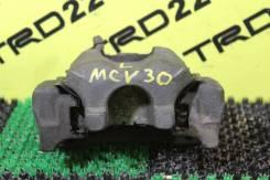 Суппорт тормозной. Toyota Camry, ACV30, ACV31, MCV31, MCV30 Toyota Windom, MCV30 Lexus ES330, MCV31, MCV30 Lexus ES300, MCV30, MCV31 Двигатели: 1AZFE...