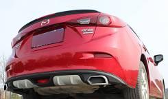 Обвес кузова аэродинамический. Mazda Axela, BM5AP, BM2FP, BYEFP, BM5FP Mazda Mazda3, BM. Под заказ