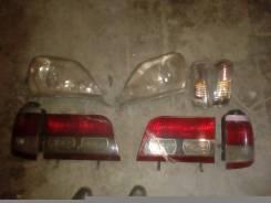Оптика. Toyota Regius, RCH47, KCH40, RCH41, KCH46 Двигатели: 1KZTE, 3RZFE