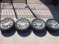 """Комплект колес для AUDI, VW. 8.0x18"""" 5x130.00 ET56 ЦО 71,6мм."""
