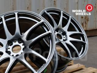 Work Emotion CR-KAI. 8.5/9.5x19, 5x114.30, ET35/30