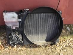 Радиатор охлаждения двигателя. Toyota Cresta, JZX101 Toyota Mark II, JZX101 Toyota Chaser, JZX101 Двигатель 2JZGE